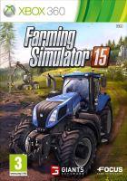 Xbox 360 Farming Simulator 15