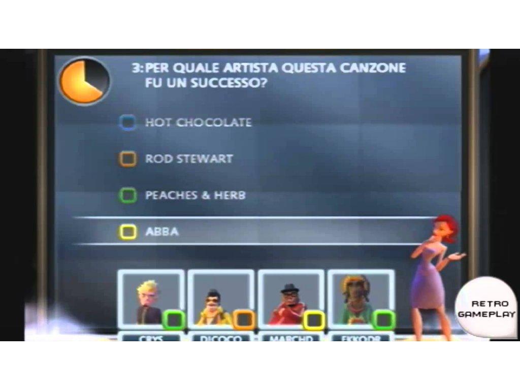 PS2 Buzz! - Hudební Kvíz