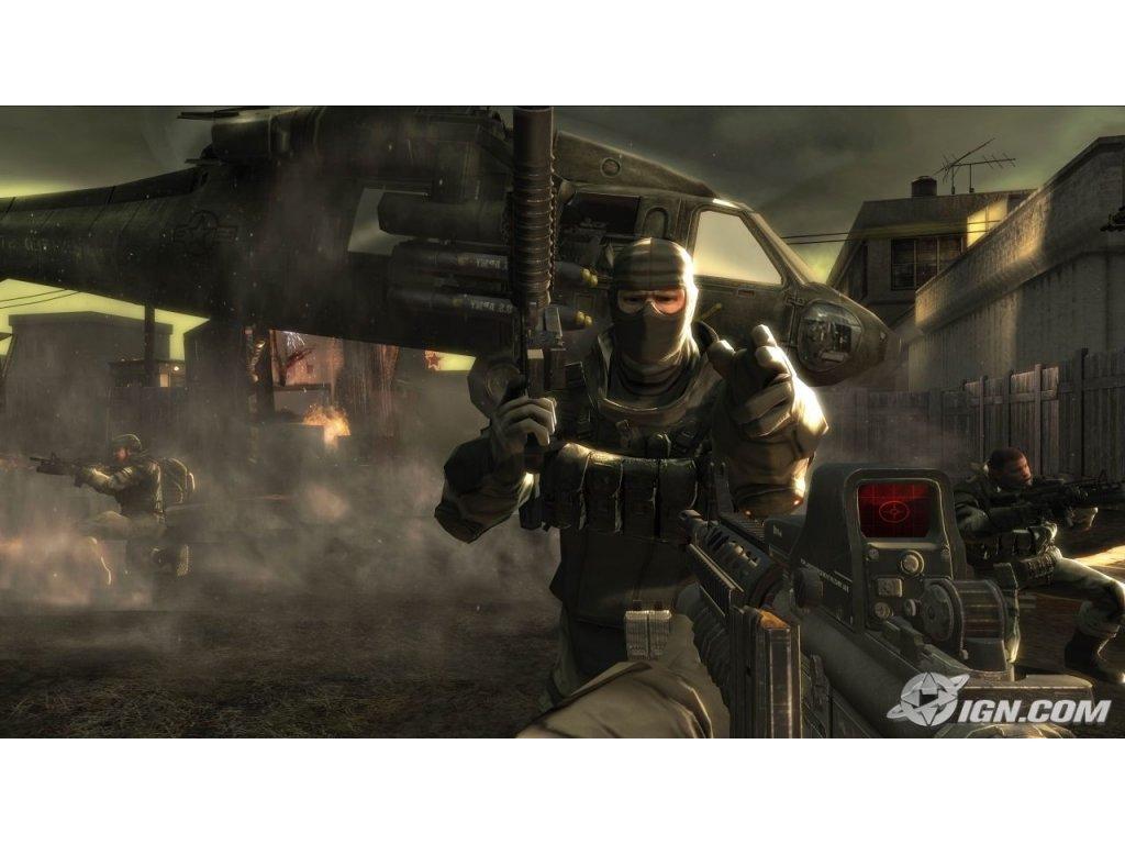 Xbox 360 Blacksite