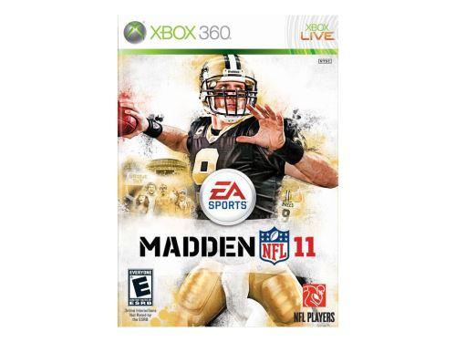 Xbox 360 Madden 11