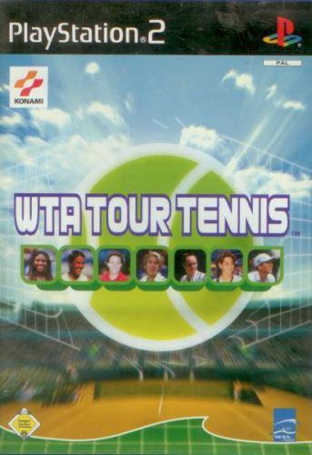 PS2 Pro Tennis WTA Tour