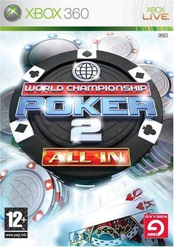 Xbox 360 World Championship Poker 2 All In