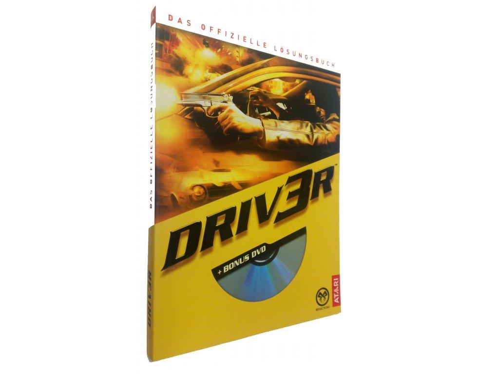 Game Book - Driver 3 (DE)
