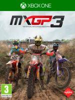 Xbox One MXGP 3 (nová)