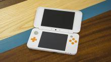 New Nintendo 2DS XL - žlutobílé (estetická vada) + originální balení