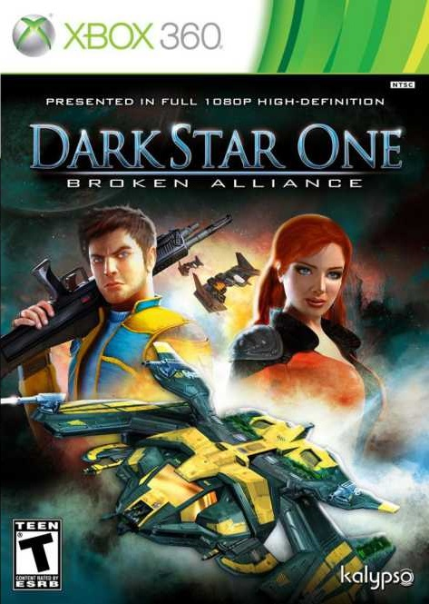 Xbox 360 Darkstar One - Broken Alliance
