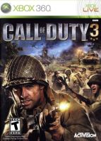 Xbox 360 Call Of Duty 3 (DE)