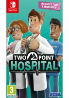 Nintendo Switch Two Point Hospital (nová)