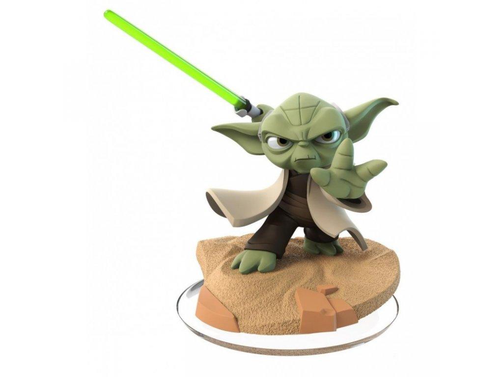 Disney Infinity Figurka - Star Wars: Yoda