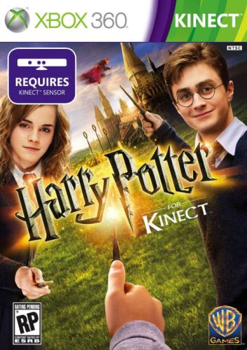 Xbox 360 Kinect Harry Potter