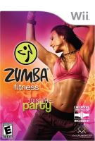 Nintendo Wii Zumba Fitness Join The Party (hra + cvičební pás)