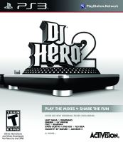 PS3 DJ Hero 2 (pouze hra)