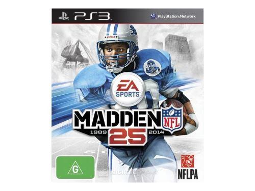 PS3 Madden NFL 25