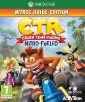 Xbox One Crash Team Racing: Nitro Fueled (Nitros Oxide Edition) (nová)