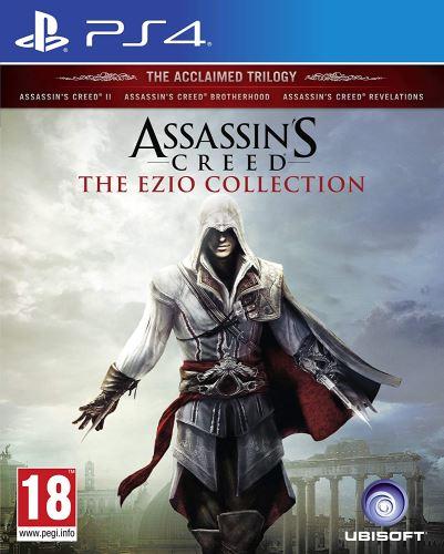 PS4 Assassins Creed The Ezio Collection (CZ) (nová)