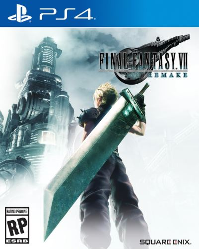 PS4 Final Fantasy VII Remake (nová)