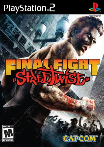 PS2 Final Fight Streetwise