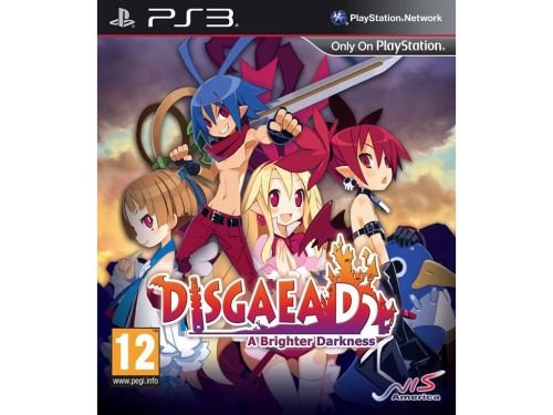 PS3 Disgaea D2: A Brighter Darkness