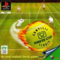 PSX PS1 Davis Cup Complete Tennis