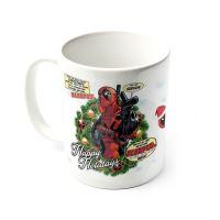 Hrnček Deadpool Tis the Season (nový)