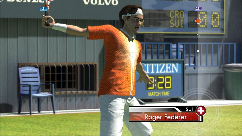 Xbox 360 Virtua Tennis 3