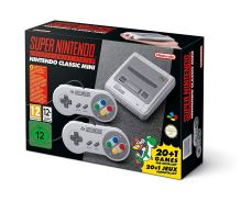 Nintendo Classic Mini - Super Nintendo Entertainment System - herní konzole