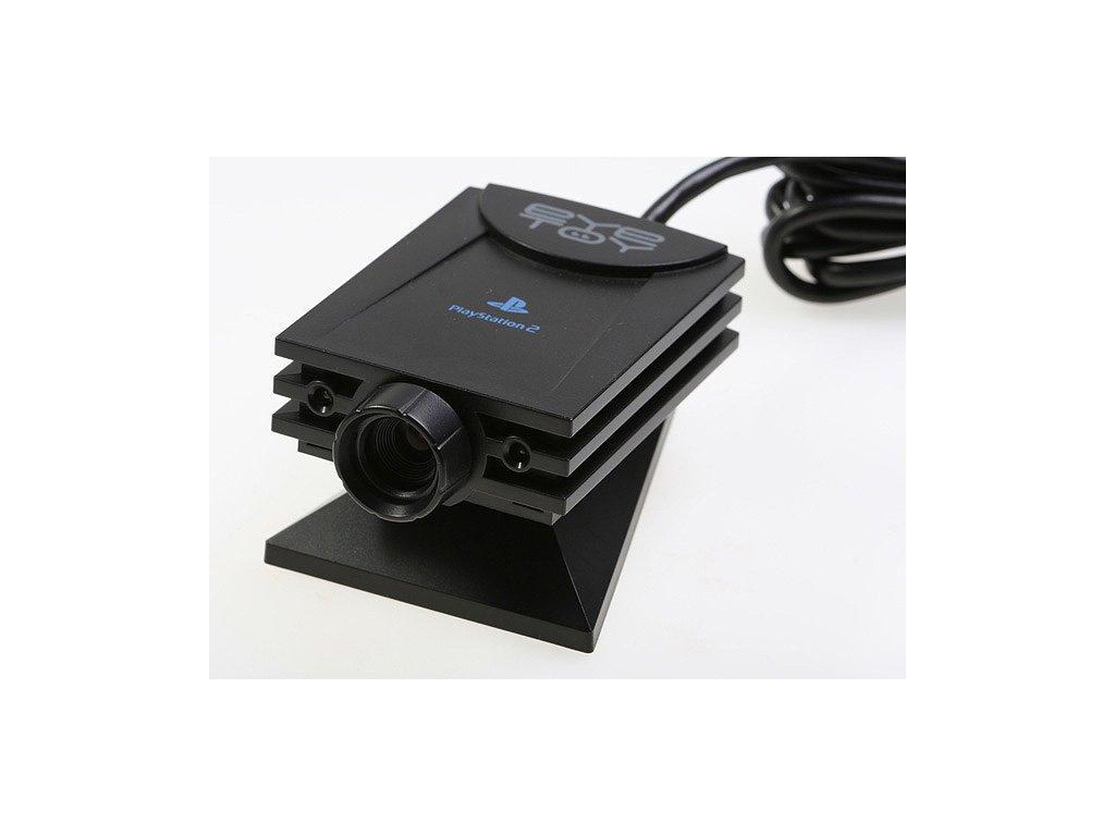 [PS2] Kamera (černá) EYE TOY