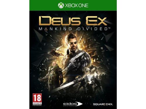 Xbox One Deus Ex Mankind Divided