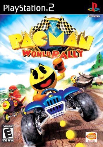 PS2 Pac-Man Rally