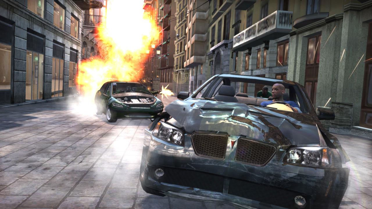 Xbox 360 Vin Diesel Wheelman