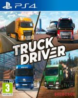 PS4 Truck Driver (nová)