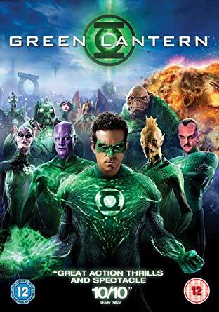 DVD Film Green Lantern