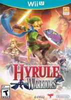 Nintendo Wii U Hyrule Warriors