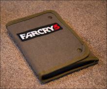 Látkové balení s průvodcem pro přežití - Far Cry 3 Insane Edition (DE) (estetická vada)