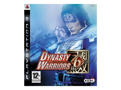 PS3 Dynasty Warriors 6