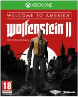 Xbox One Wolfenstein 2: The New Colossus Welcome to America Edition