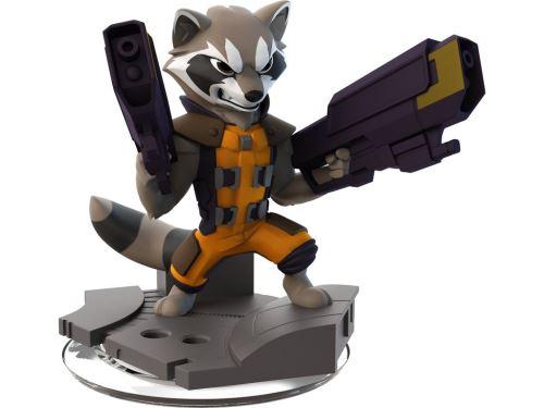 Disney Infinity Figurka - Strážci Galaxie (Guardians of the Galaxy): Rocket