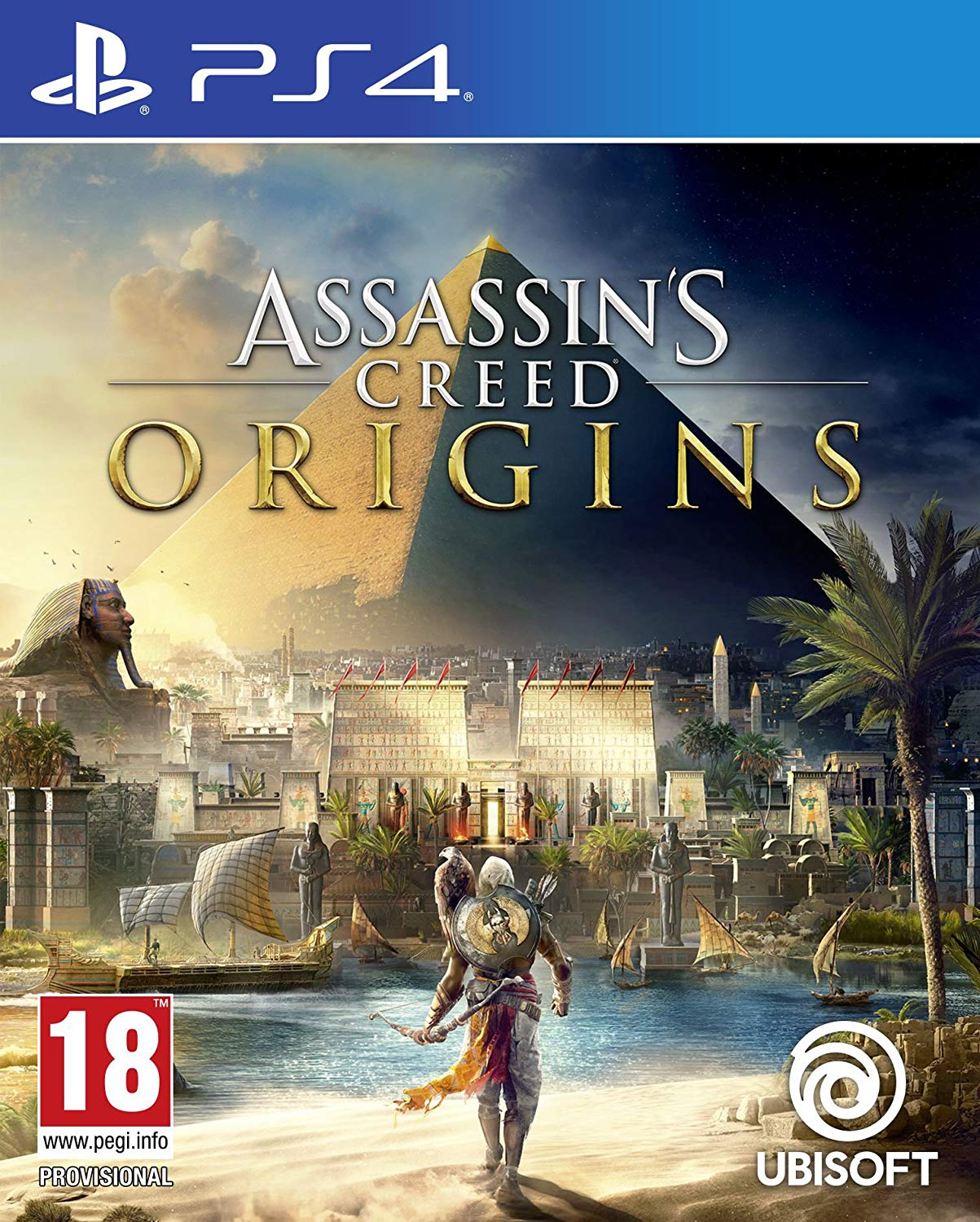 PS4 Assassins Creed Origins (CZ) (nová)