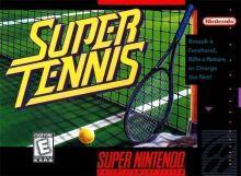 Nintendo SNES Super Tennis