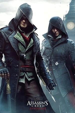 Sběratelská figurka Assassin's Creed: Syndicate - Jacob Cross - 29 cm