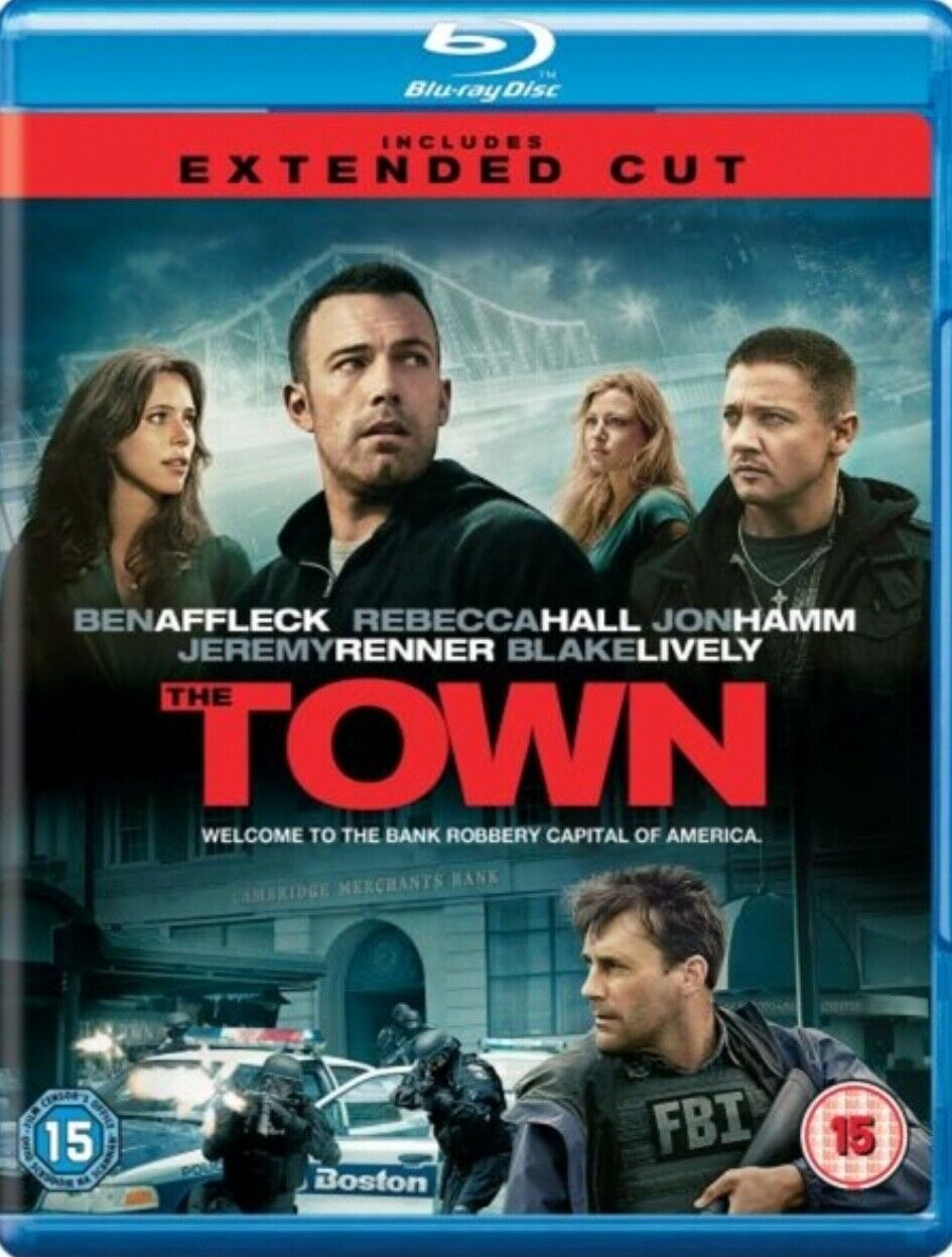 Blu-Ray Film The Town