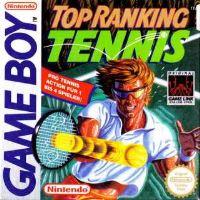 Nintendo GameBoy Top Ranking Tennis