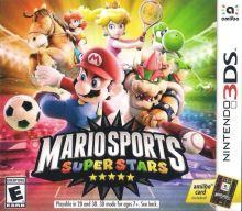 Nintendo 3DS Mario Sports Superstars + Amiibo Card (nová)