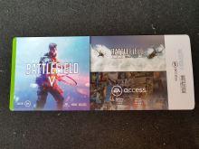 Voucher Xbox One Battlefield 5 Deluxe + Battlefield 1943 + EA Access 1 měsíc