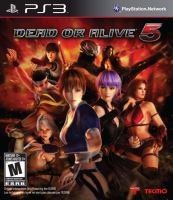 PS3 Dead Or Alive 5 (nová)