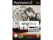 PS2 Singstar - Toten Hosen (DE)