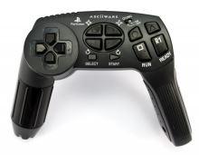 [PS1] Drátový Ovladač Asciiware Resident Evil