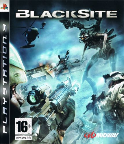 PS3 Blacksite
