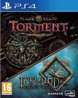 PS4 Planescape: Torment Enhanced Edition + Icewind Dale Enhanced Edition (nová) (CZ)
