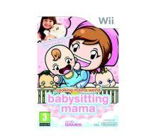 Nintendo Wii Cooking Mama World: Babysitting Mama (pouze hra)